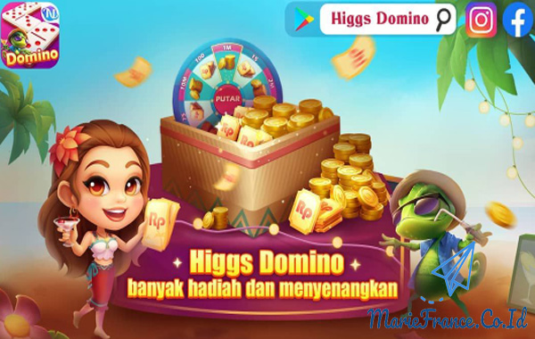 Mengenal Higgs Domino Topbos Mod Apk