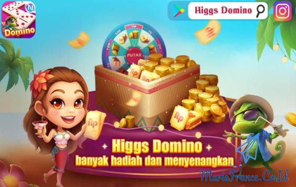 Tentang Cara Top Up Chip Ungu Higgs Domino