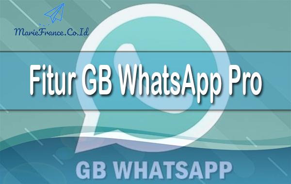 Fitur GB WhatsApp Pro Apk