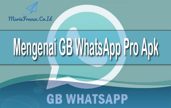 Mengenai GB WhatsApp Pro Apk